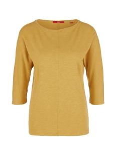 s.Oliver T-shirt GEBREID SHIRT MET VLEERMUISMOUWEN 04899395351 1543