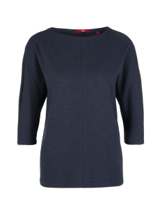 s.Oliver T-shirt GEBREID SHIRT MET VLEERMUISMOUWEN 04899395351 5959