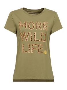 EDC T-shirt SHIRT MET PRINT 089CC1K023 C350