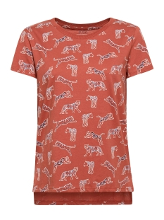 EDC T-shirt SHIRT MET PRINT 089CC1K023 C810