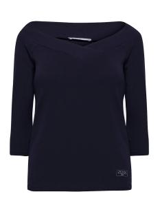 EDC T-shirt SHIRT MET STRETCH 089CC1K015 C400