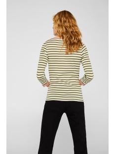 longsleeve met contrasterende details 089cc1k019 edc t-shirt c350