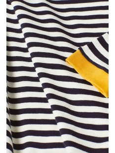 longsleeve met contrasterende details 089cc1k019 edc t-shirt c400