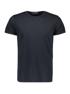 NO-EXCESS T-shirt ALL OVER PRINTED T SHIRT 92340702 078 Night