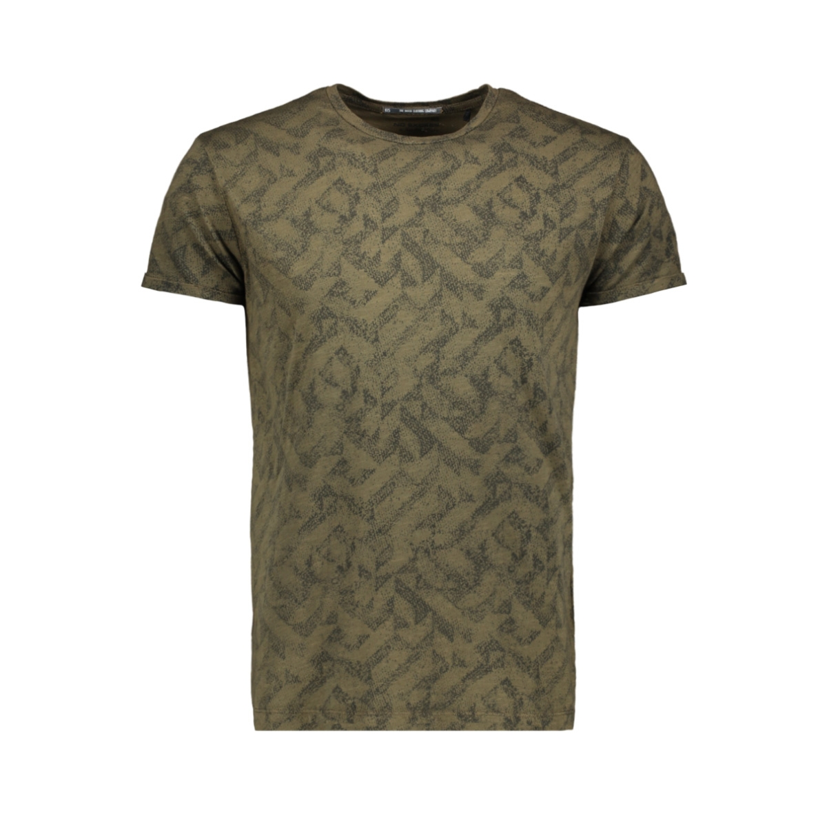 all over printed t shirt 92340701 no-excess t-shirt 059 dk army