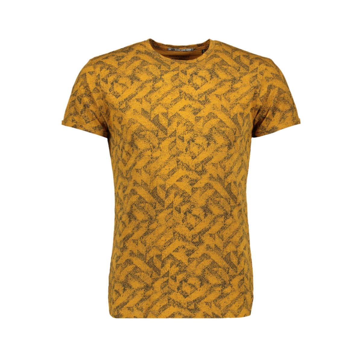 all over printed t shirt 92340701 no-excess t-shirt 074 ocre