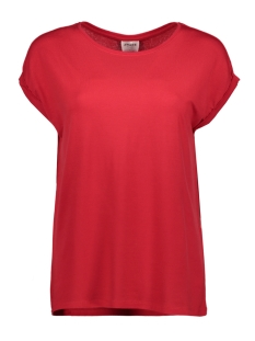 VMAVA PLAIN SS TOP GA COLOR 10195724 Chinese Red
