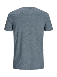 jcomick tee ss crew neck noos 12152172 jack & jones t-shirt china blue/slim