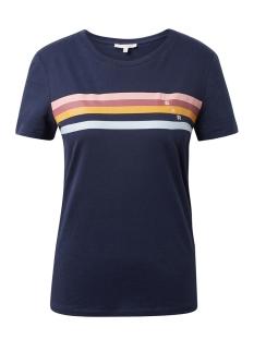 Tom Tailor T-shirt T SHIRT MET PRINT 1013749XX71 10360
