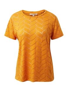 Tom Tailor T-shirt T SHIRT GEMAAKT VAN KANT 1013655XX71 10744