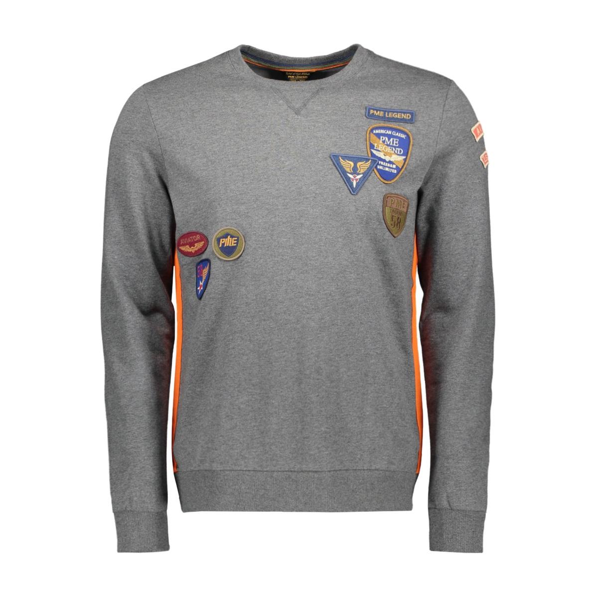 light terry crewneck pts195503 pme legend t-shirt 940