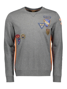 PME legend T-shirt LIGHT TERRY CREWNECK PTS195503 940