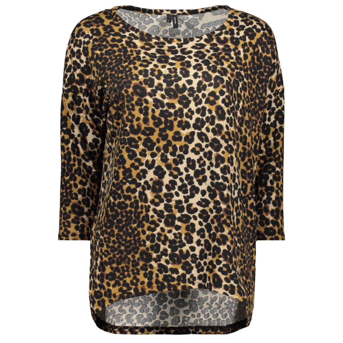 vmmalena 3/4 blouse exp noos 10201689 vero moda trui silver mink/ lia