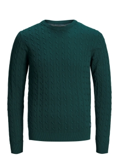 Jack & Jones Trui JPRRICHARD KNIT CREW NECK 12155363 Ponderosa Pine