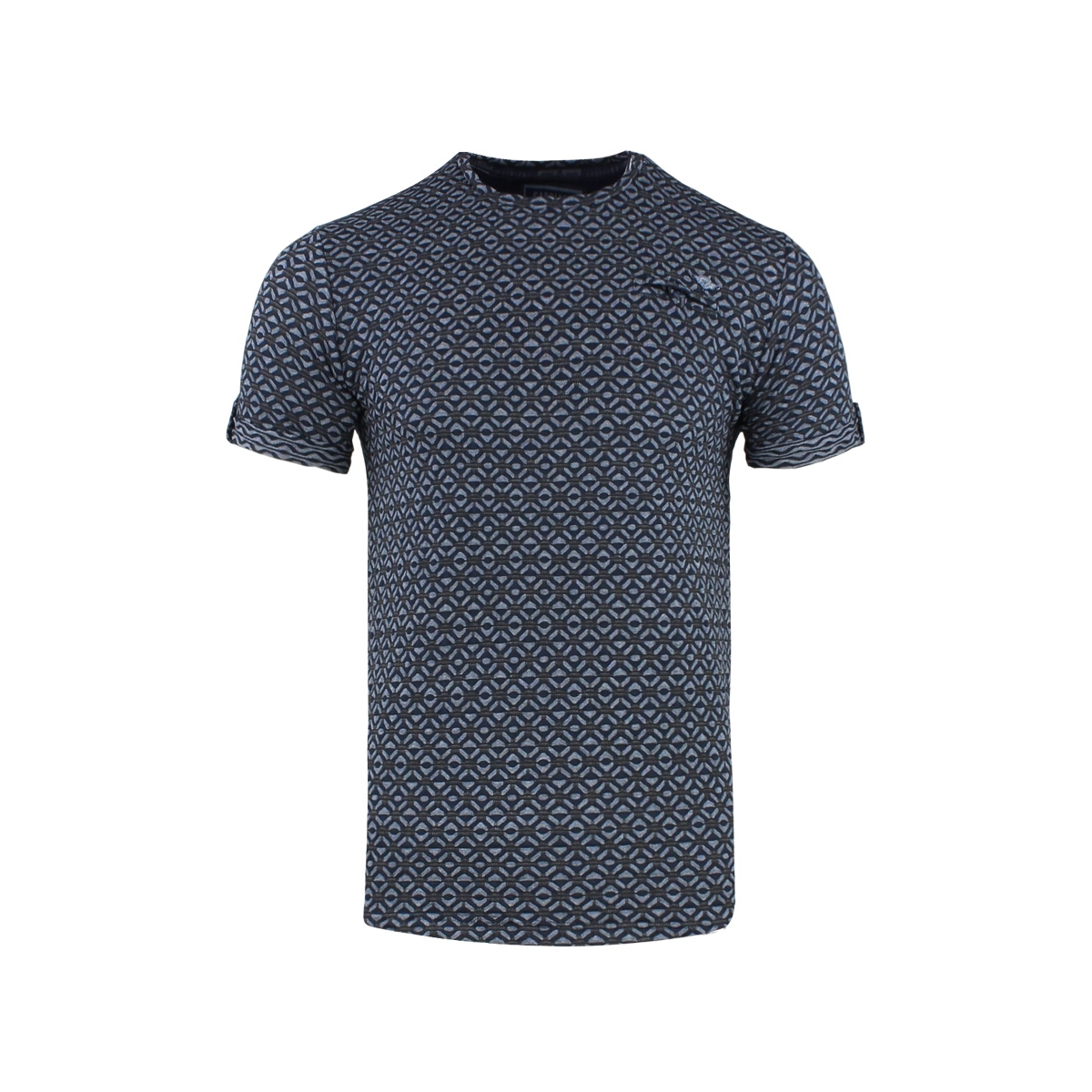 t shirt 15172 gabbiano t-shirt navy