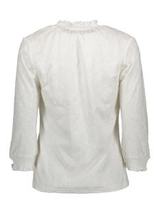blouse met kraagje h90207 garcia blouse 53 off white
