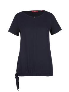 s.Oliver T-shirt T SHIRT MET STRIK DETAIL 14908328316 5959