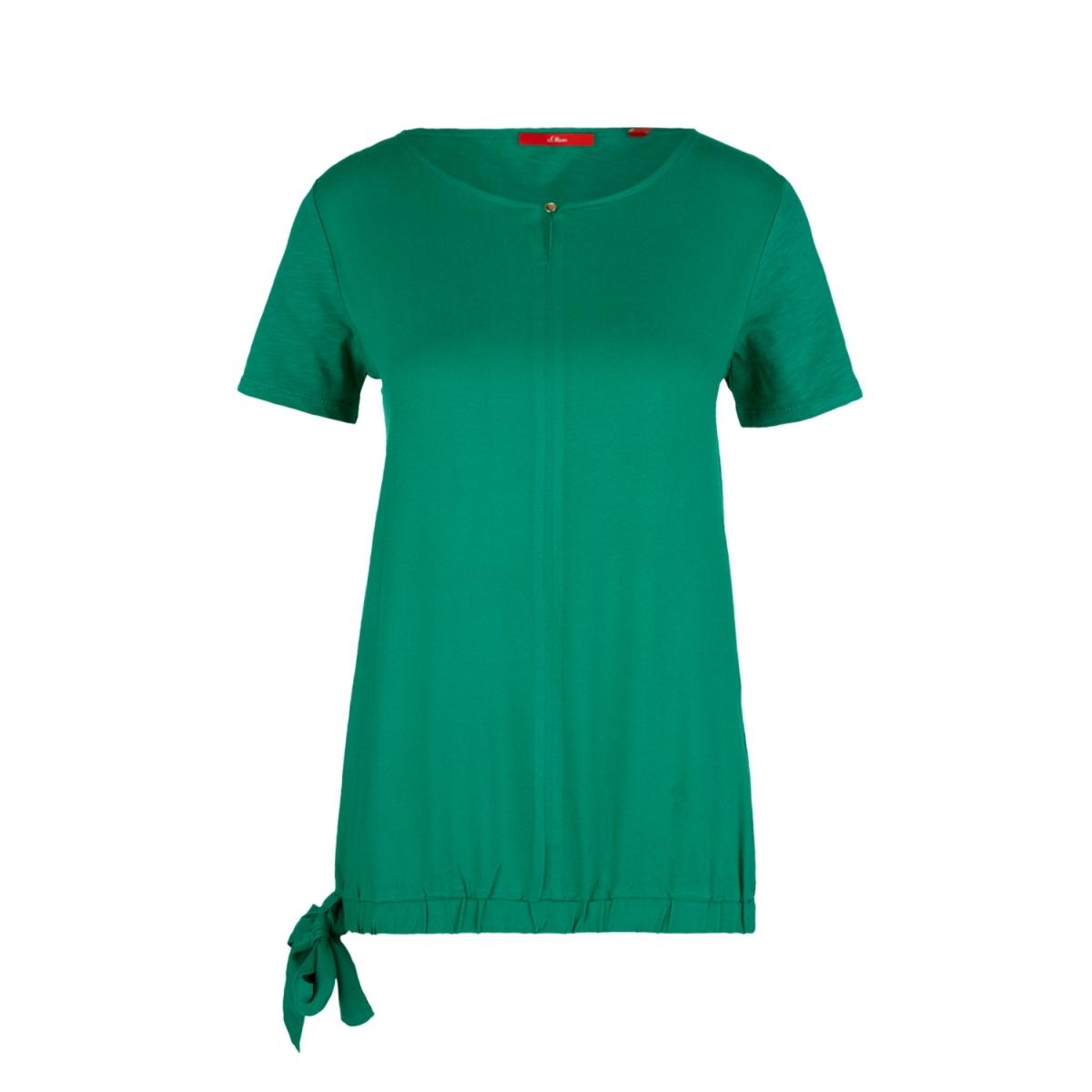 t shirt met strik detail 14908328316 s.oliver t-shirt 7652