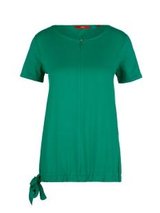 s.Oliver T-shirt T SHIRT MET STRIK DETAIL 14908328316 7652