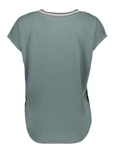 t shirt met gestreepte bies 21101736 sandwich t-shirt 50044