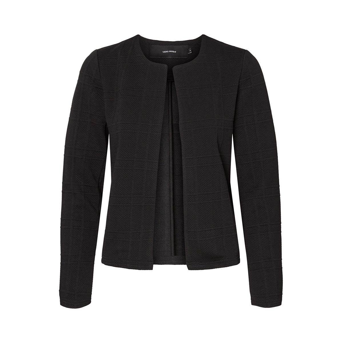 vmcallas  ls blazer jrs 10220217 vero moda blazer black