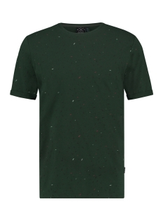 Kultivate T-shirt TS SPRINKLES 1901030222 385 Deep Forest