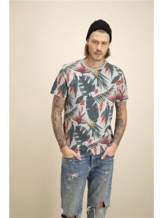 ts city jungle 1901030227 kultivate t-shirt 153 light grey melange