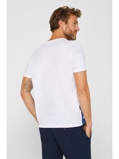 jersey shirt met strepen 059ee2k025 esprit t-shirt e400