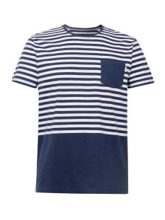 Esprit T-shirt JERSEY SHIRT MET STREPEN 069EE2K023 E400