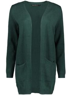 Only Vest ONLQUEEN L/S LONG CARDIGAN KNT NOOS 15158746 Green Gables/W. MELANGE