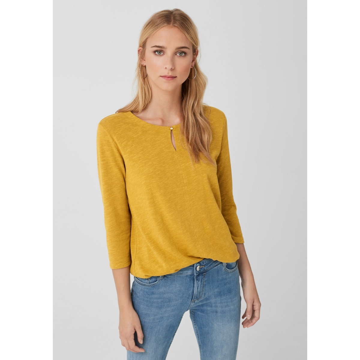 t shirt met driekwart mouw 14909392691 s.oliver t-shirt 1543