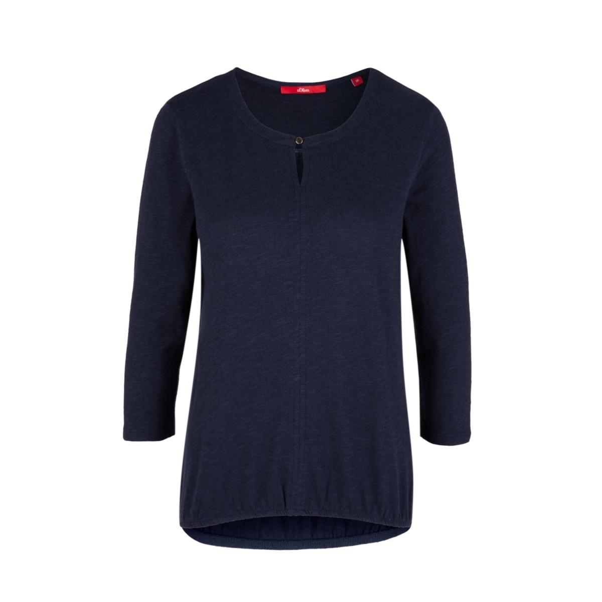 t shirt met driekwart mouw 14909392691 s.oliver t-shirt 5959