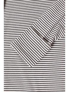 longsleeve met col en stretch 099ee1k006 esprit t-shirt e110