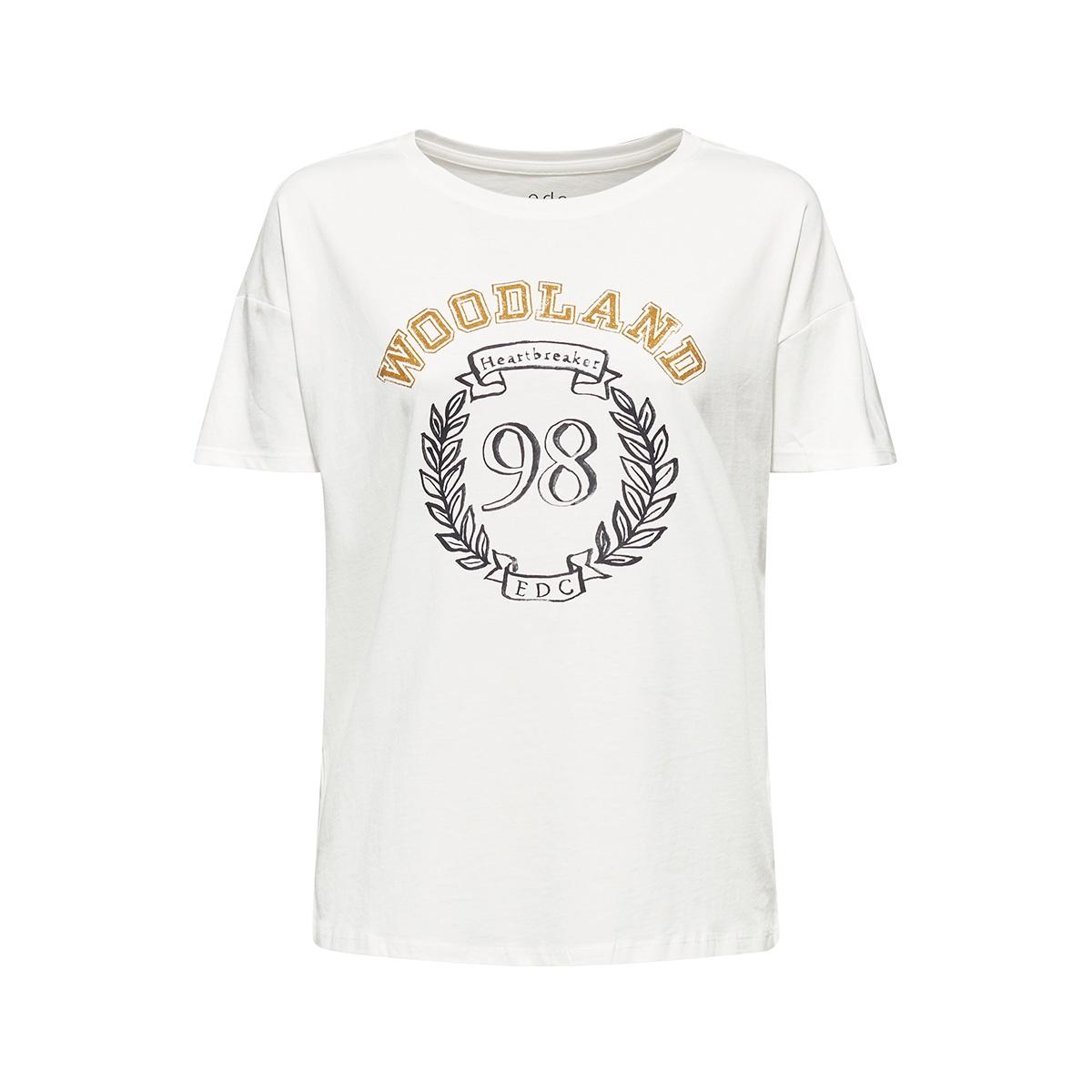 t shirt met print 099cc1k018 edc t-shirt c110