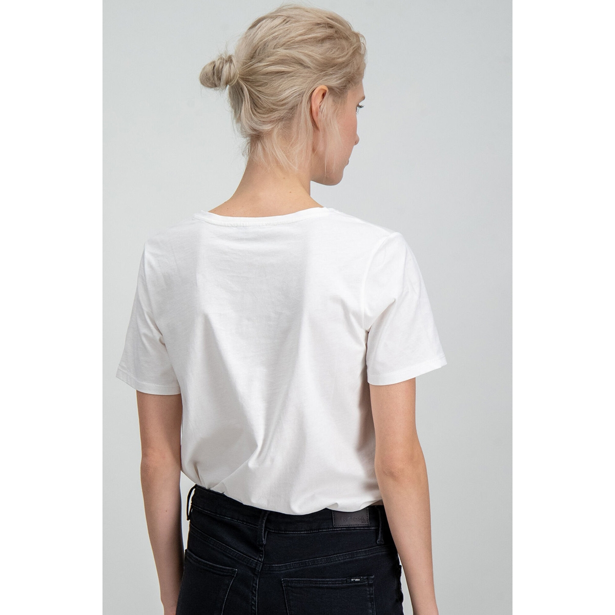 t shirt met opdruk i90003 garcia t-shirt 53 off white