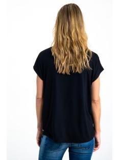 t shirt met opdruk i90015 garcia t-shirt 60 black