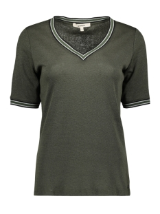 donkergroen t shirt i90005 garcia t-shirt 1690