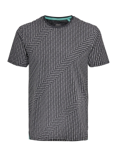Only & Sons T-shirt ONSNEXT AOP SLIM TEE 3712 22013712 Phantom