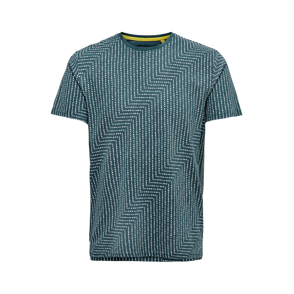 onsnext aop slim tee 3712 22013712 only & sons t-shirt reflecting pond