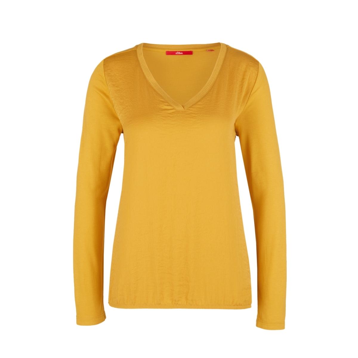 t shirt met v hals 04899315349 s.oliver t-shirt 1543