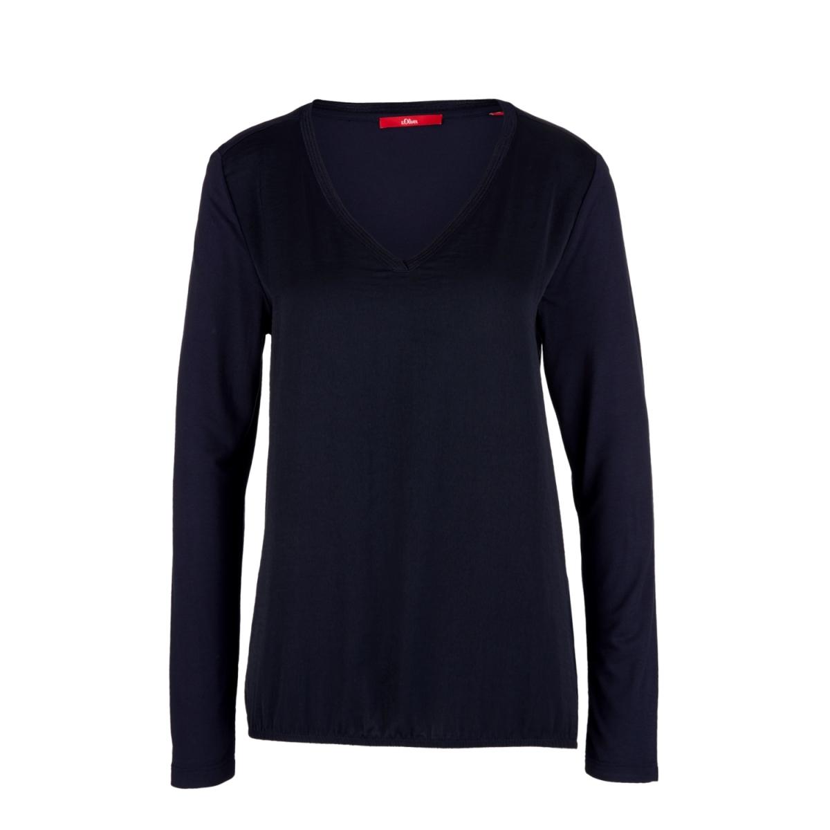 t shirt met v hals 04899315349 s.oliver t-shirt 5959