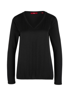 s.Oliver T-shirt T SHIRT MET V HALS 04899315349 9999