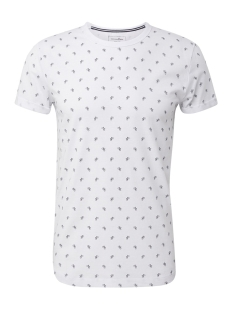 Tom Tailor T-shirt TSHIRT MET ALL OVER PRINT 1013773 XX 12 19736