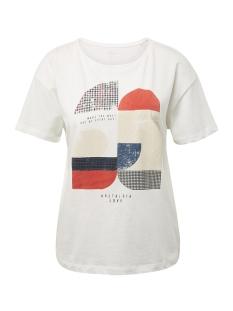 t shirt met grafische print 1013907xx70 tom tailor t-shirt 10315
