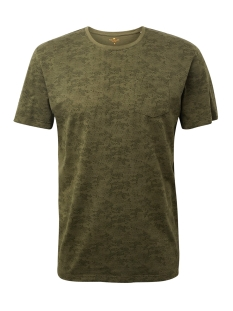 Tom Tailor T-shirt T SHIRT MET ALLOVER PRINT 1014072XX10 19900