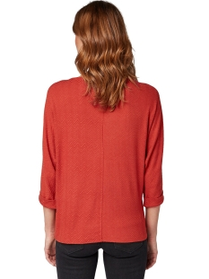 shirt met vleermuismouwen 1013918 tom tailor t-shirt 19194