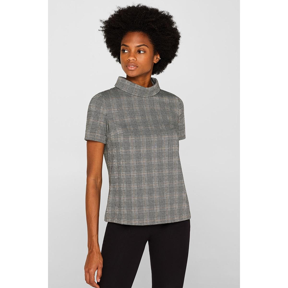 shirt met turtleneck en stretch 099eo1k007 esprit collection blouse e230