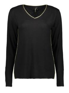 Key Largo T-shirt LENA V NECK WLS00188 1100 black