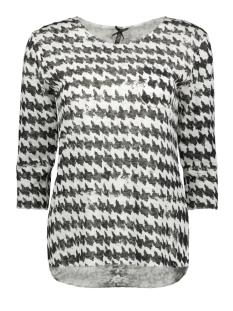 Key Largo T-shirt PEPPA  WLS00202 1001 offwhite