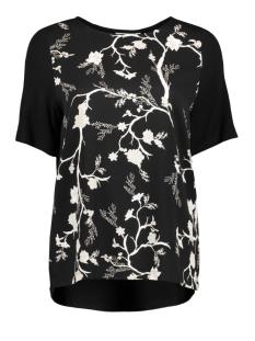 Saint Tropez T-shirt SHIRT MET BLOEMENPRINT U1535 0001